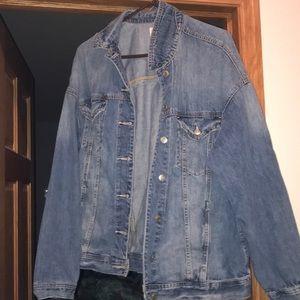 BRAND NEW American Eagle Denim Jacket
